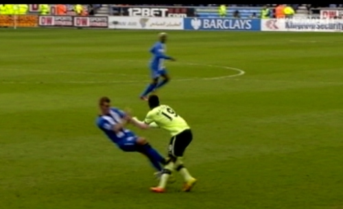 Callum McManaman Tackle