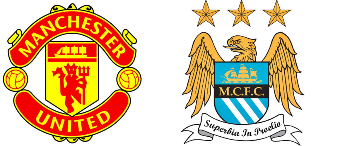 Manchester United v Manchester City video