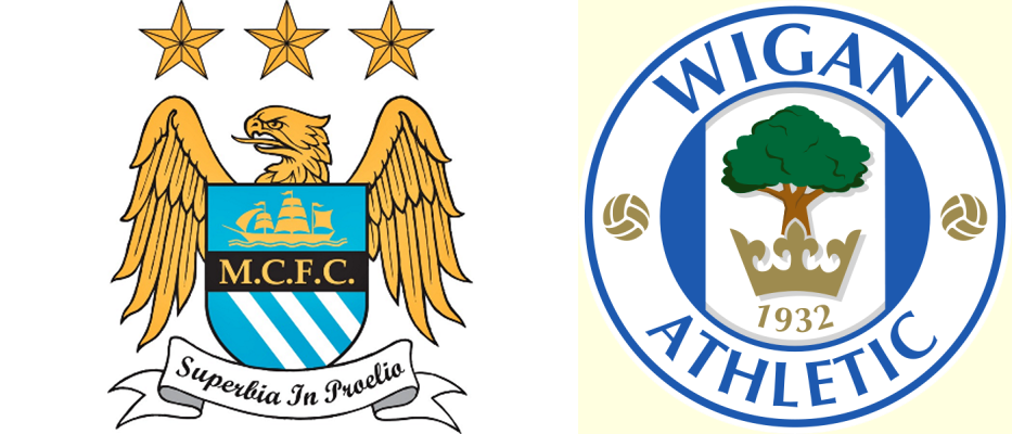 Manchester City v Wigan Athletic FA Cup Preview