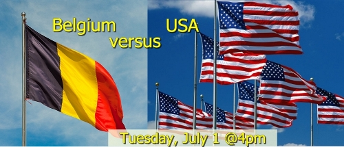 Belgium vs USA Match Preview