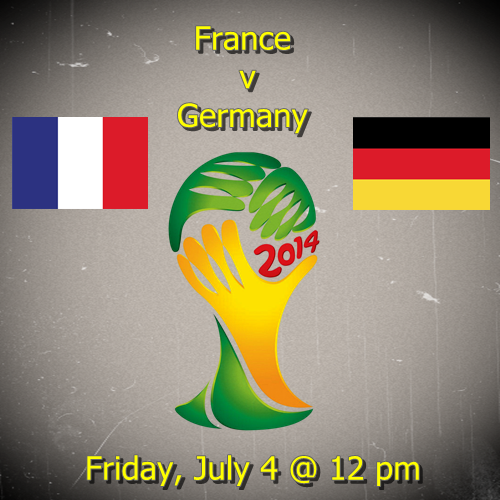 France vs Germany Quarterfinals World Cup Match Preview