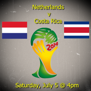 Netherlands vs Costa Rica Quarterfinals Match Preview