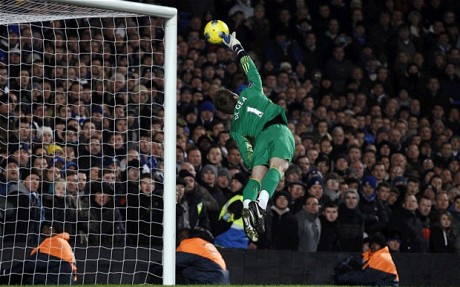 David De Gea Best EPL Keeper