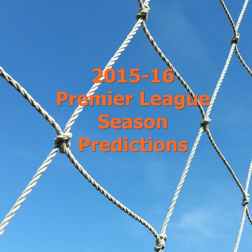 2015-16 Premier League Predictions